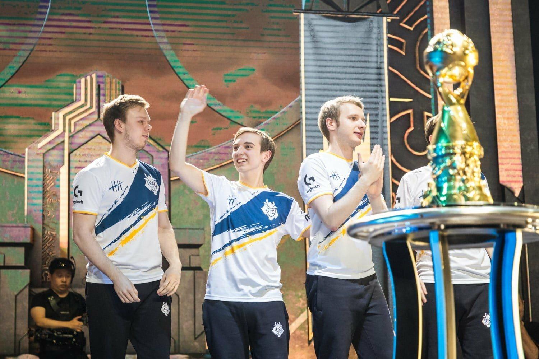 Zespół Polaka najlepszą drużyną na świecie. G2 Esports wygrywa MSI!