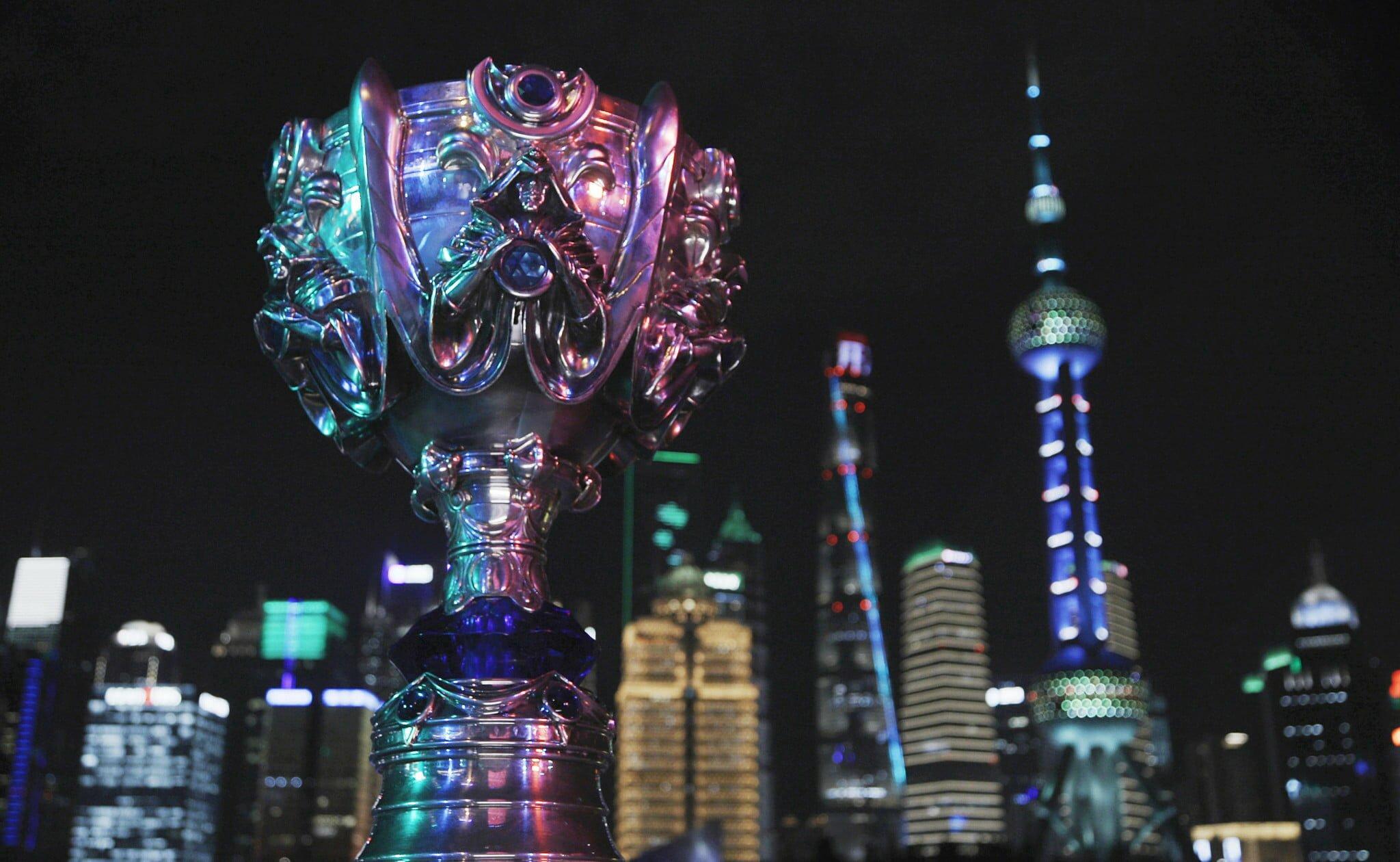 Riot Games zaprezentował oficjalny harmonogram Worlds 2021