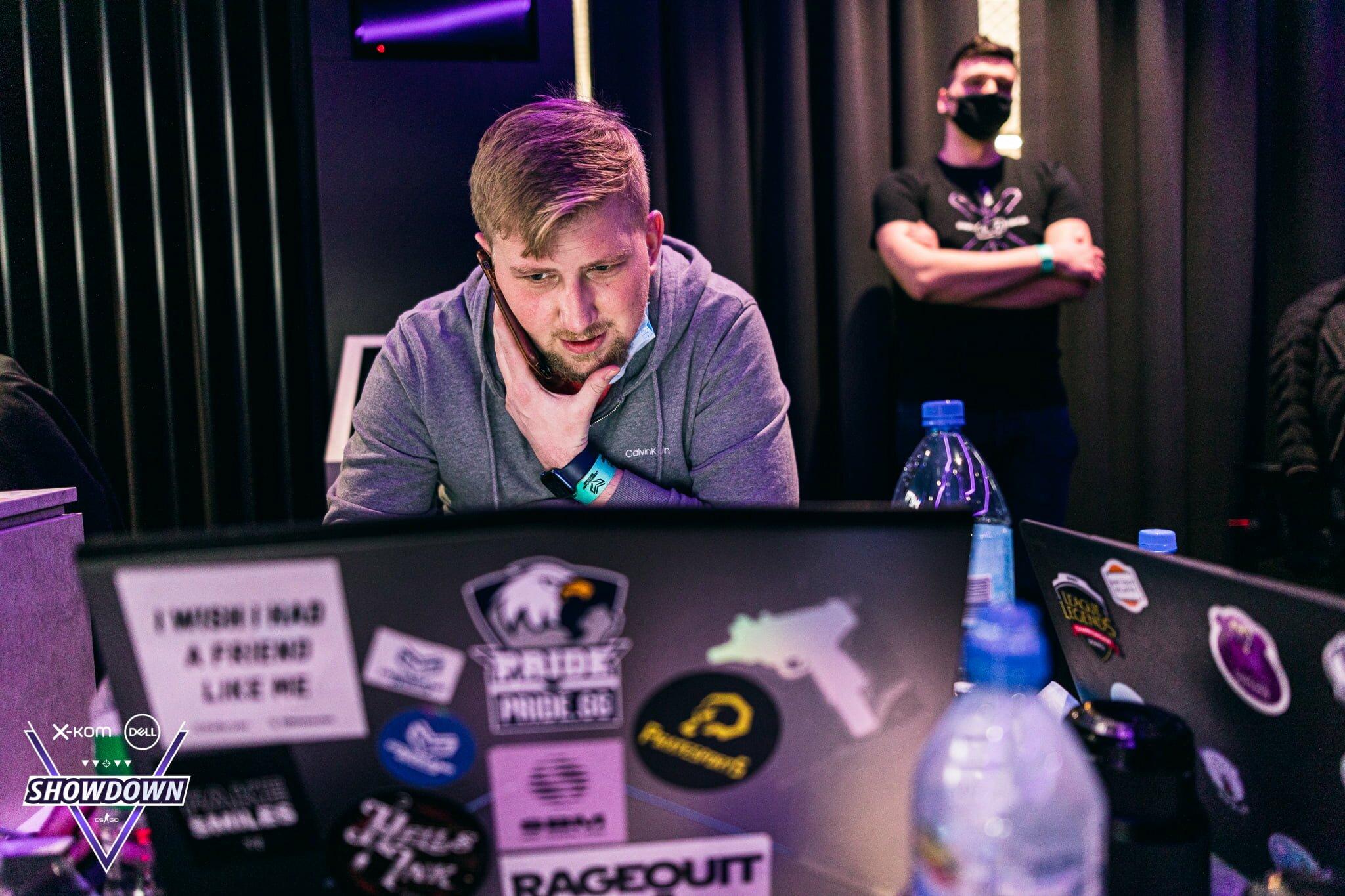 Matysiak: Byliśmy gotowi transmitować powtórkę meczu Anonymo nawet w środku nocy