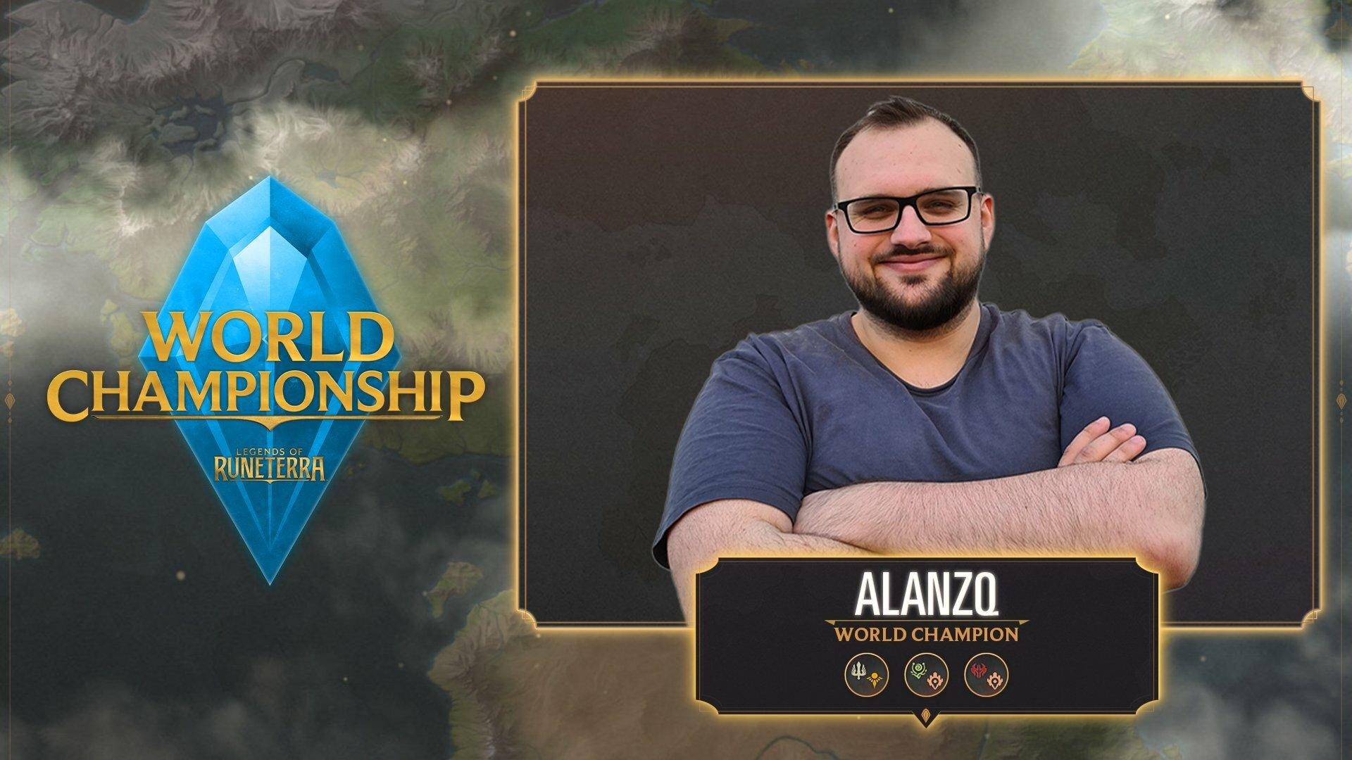 Polak pierwszym mistrzem świata Legends of Runeterra!
