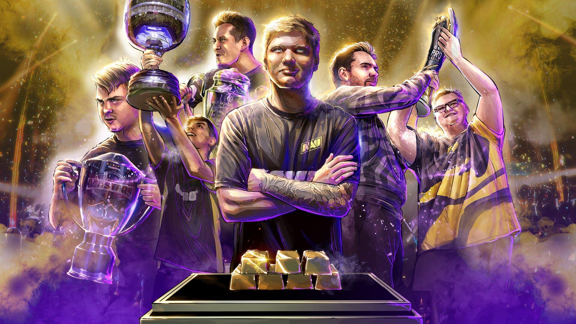 Milion dolarów w sztabkach złota trafia do Na'Vi. To trzeci zwycięzca Intel Grand Slam