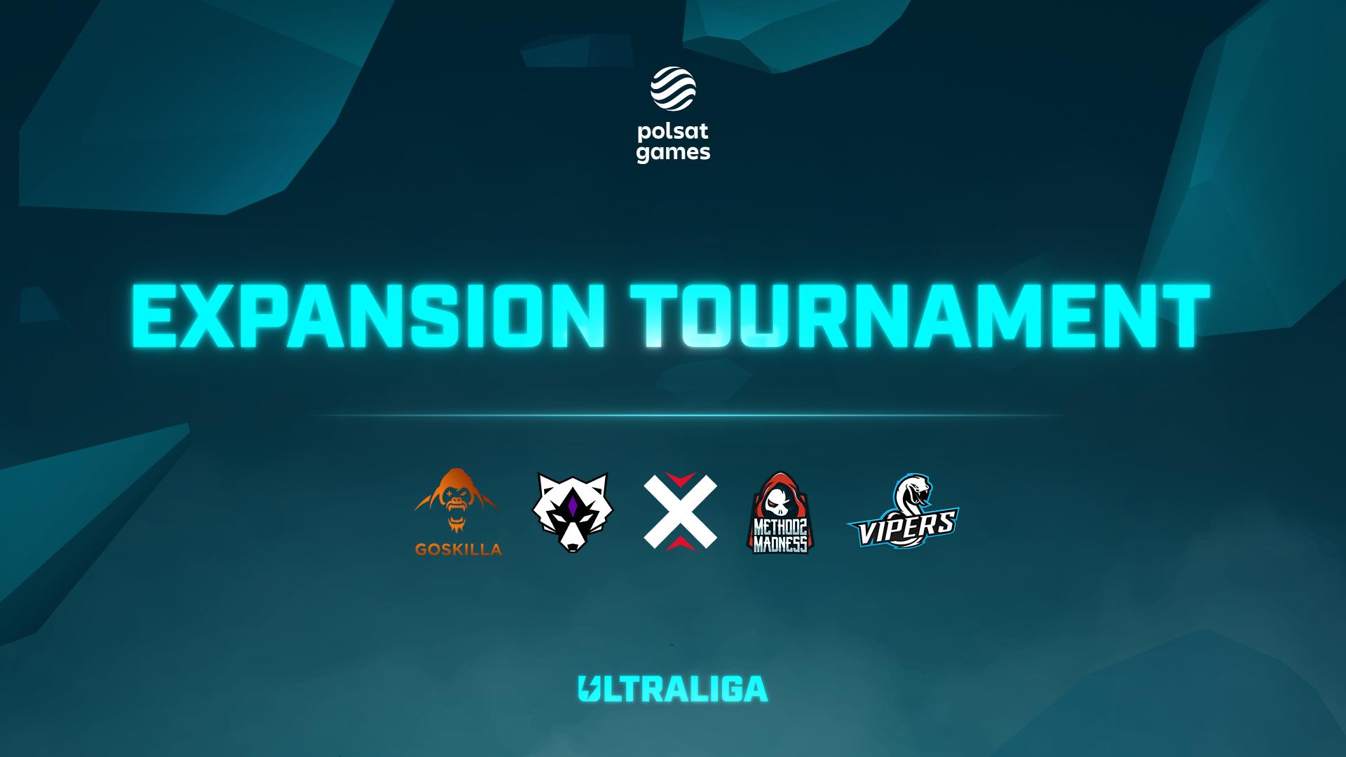 Zapowiedziano Ultraliga Expansion Tournament. Drużyny z Baltic Masters powalczą o Ultraligę
