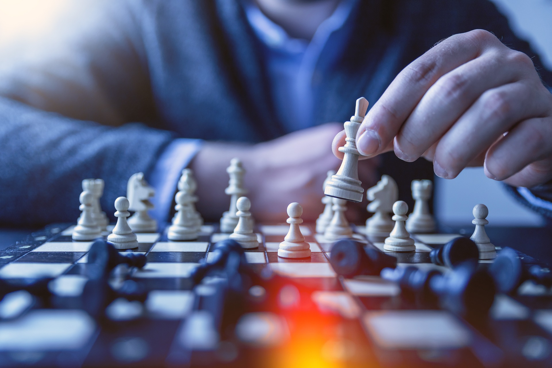 Erasmus znów esportowy. Zapisz się do turnieju szachowego